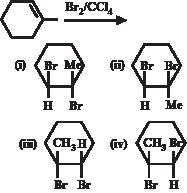 Properties of Alkenes