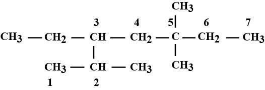 The Correct Iupac Name Of The Structure Is