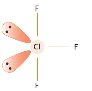 The Shape Of Clf3 According To Vsepr Model Is