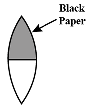 How Will The Image Formed By A Convex Lens Be Affected If The Upper Half Of The Lens Is Wrapped With A Black Paper